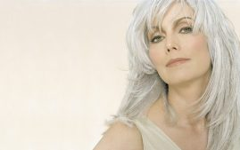 Portrait of Emmylou Harris