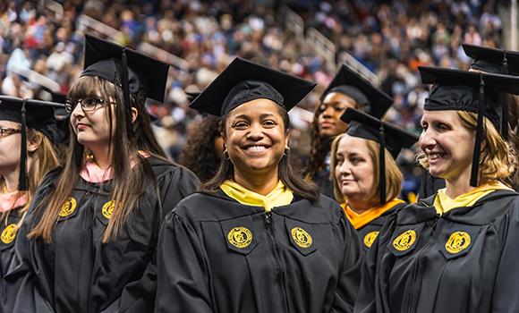 UNCG to award 2,000 degrees at December Commencement