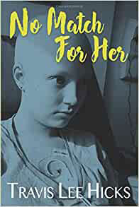 book cover with girl with leukemia