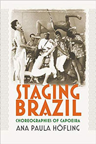 book cover with dance