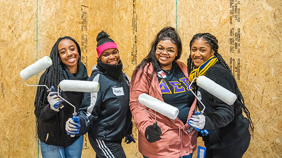 Students to participate in annual MLK Day of Service