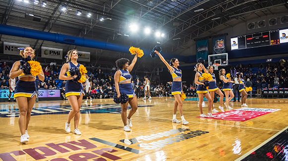 UNCG to host MLK Day at the Swarm