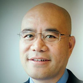 picture of Dr. Qibin Zhang smiling