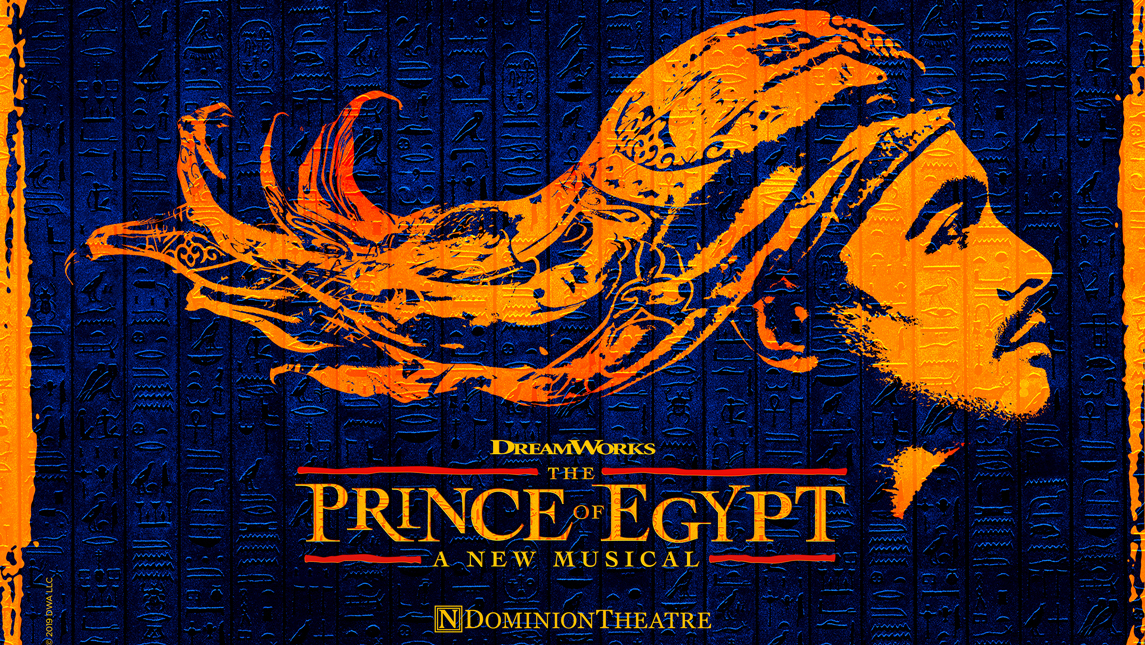 poster for prince of egypt
