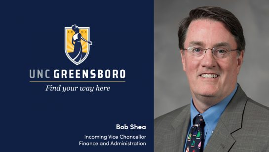 UNCG announces executive VC for finance, administration