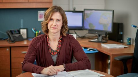 UNCG professor works with WHO to improve sexual health