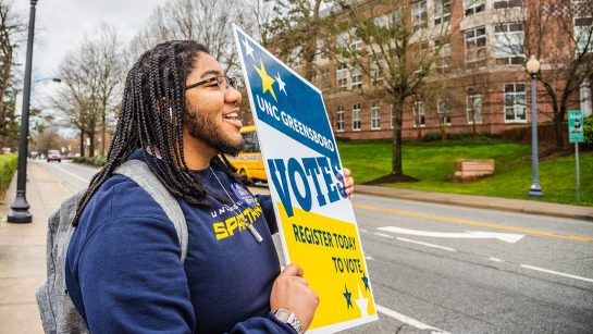 A Spartan's guide to voting