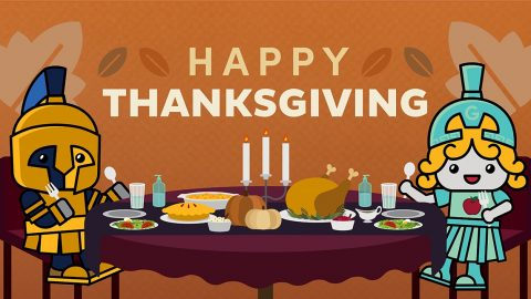 A Spartan's Thanksgiving – recipes from across campus