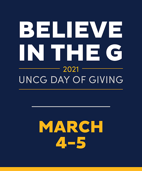 Believe In the G March 4-5 2021