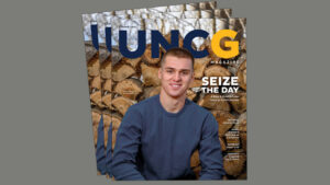 Spring issue of UNCG Magazine available online