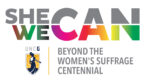 'She Can, We Can: Beyond the Women's Suffrage Centennial' events