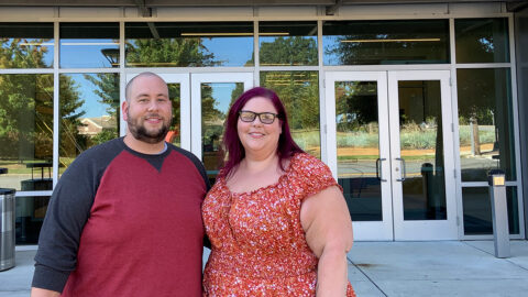 Siblings follow their mother, then each other in nursing career